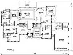 one story house plans with large kitchens 1000 images about planning the floors on