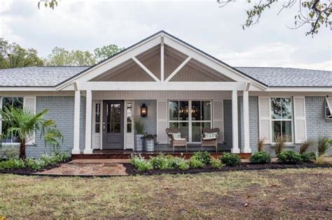 fixer upper farmhouse tour with joanna gaines allcreated best 20 ranch house remodel ideas on pinterest ranch