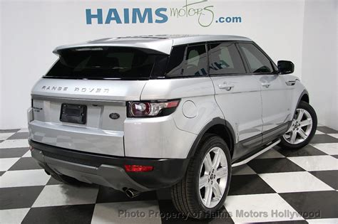 range rover evoque used 2013 2013 used land rover range rover evoque plus at haims