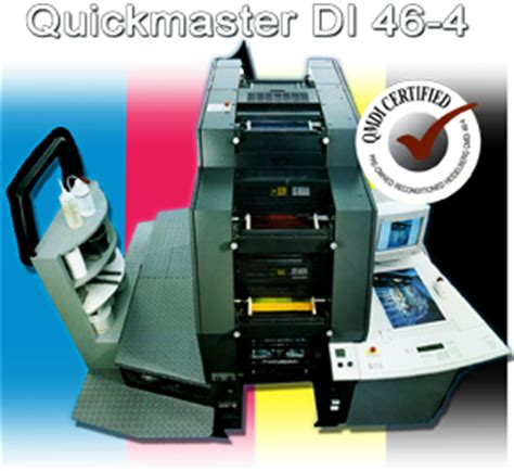 qmdi laser diodes qmdi press getting to the heidelberg quickmaster di 46 4 plus