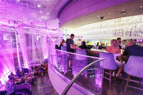 the chandelier cosmopolitan cosmopolitan chandelier bar cernel designs
