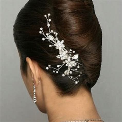 bridal hairstyles french roll bridal french twist c h i c hairstyles pinterest