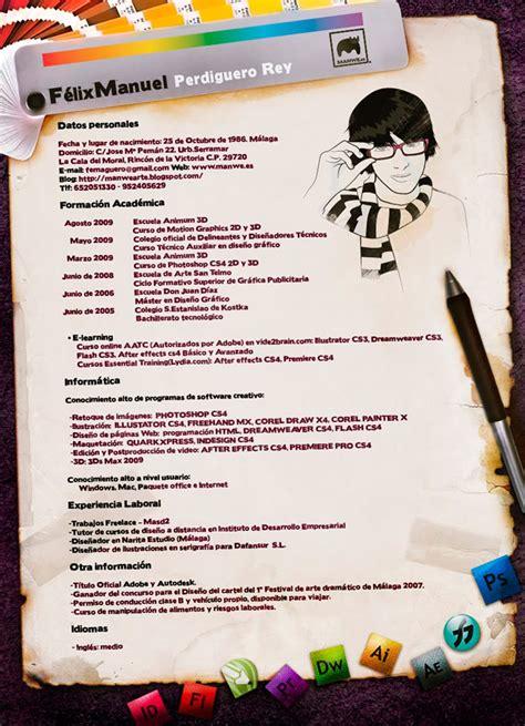 Modelo Curriculum Original 50 Ejemplos De Curr 237 Culums Originales