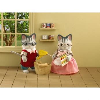 Sylvanian 2813 Supermarket Owners sylvanian families store owners reviews toylike