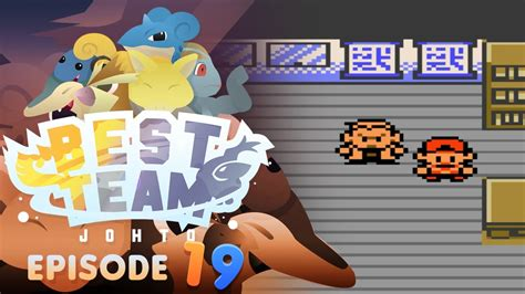Real Real Journey the real journey begins best team for johto episode 19 w