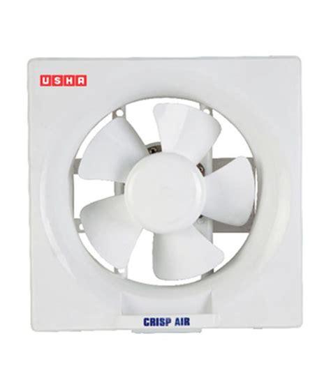 usha 200 mm crisp air exhaust fan white price in india