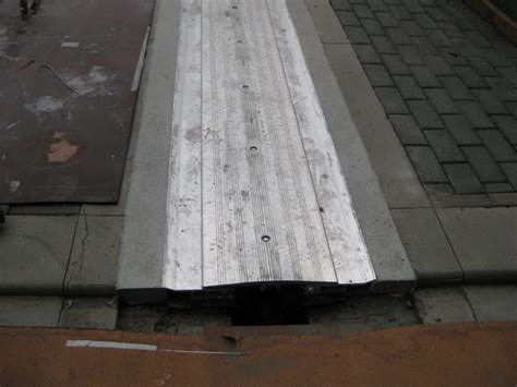 expansion joints systems applied coatings