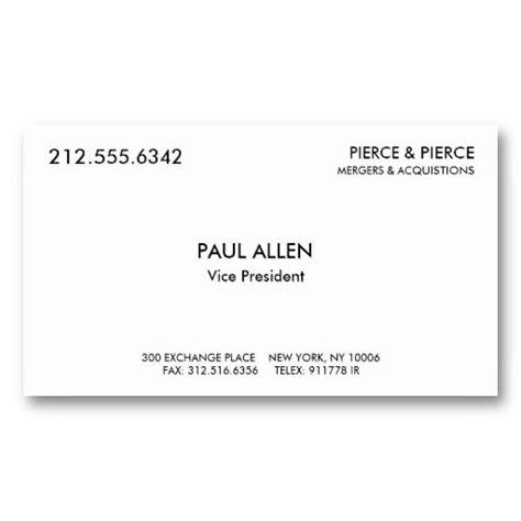 Bateman Business Card