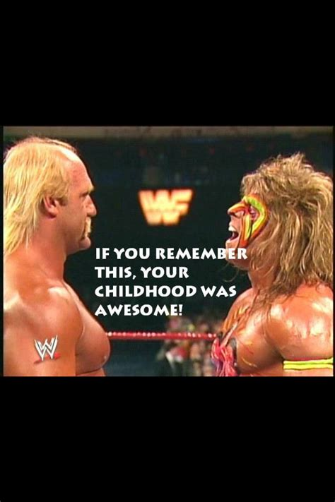 Ultimate Warrior Meme - hulk ultimate warrior i have to say the ultimate