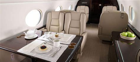 Wide Floor Plans by Gulfstream Aerospace Aircraft G550