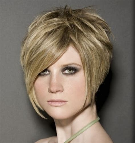 Hair Style Short And Stacked On Top And Long Agled Sides Longer Back | short stacked hair style for women at new year 2014 wfwomen