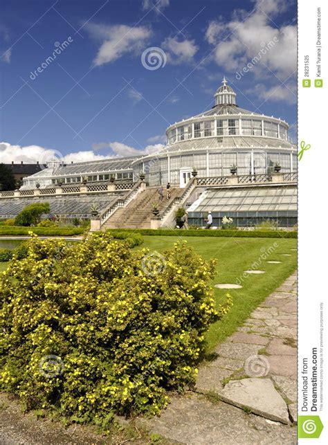 botanische tuin kopenhagen botanische tuin in kopenhagen royalty vrije stock foto