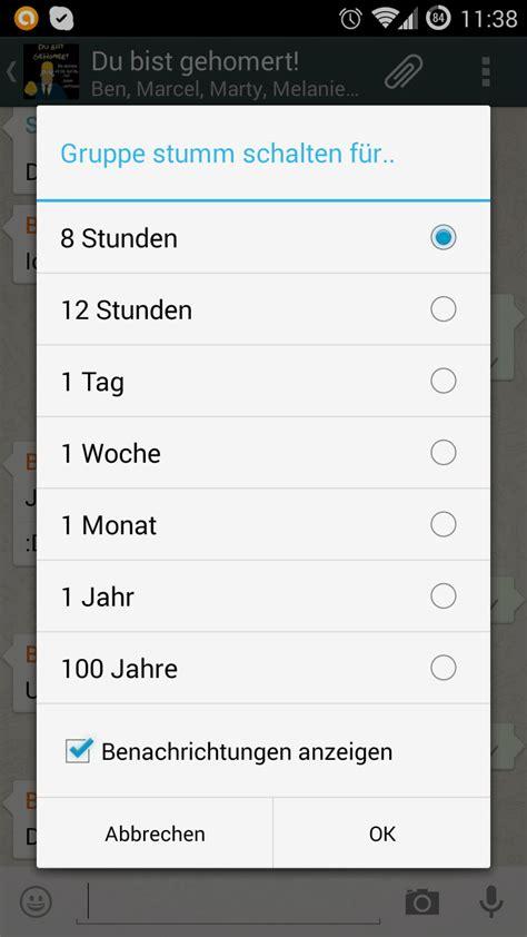 whatsapp basic tutorial whatsapp erweitert die einstellungen der