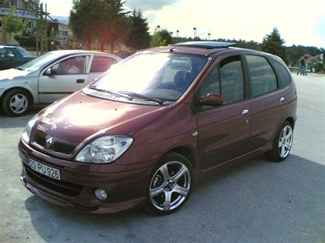 renault scenic 2002 automatic view of renault scenic 1 6 rt automatic photos video