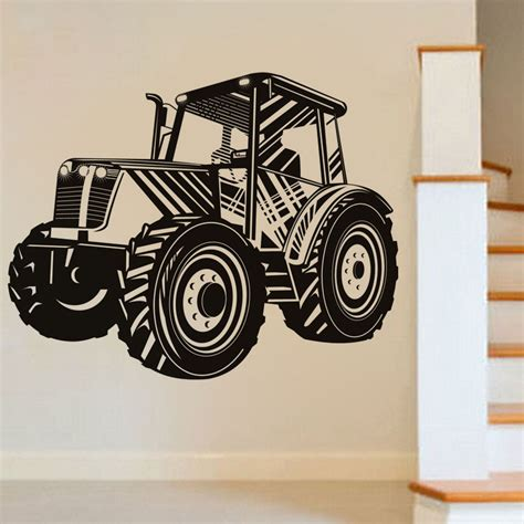 tractor wall stickers wall decal best 20 collecton tractor wall decals