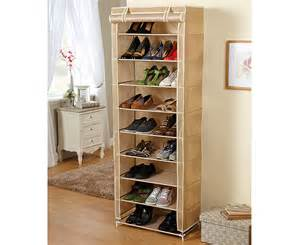 s s fabric shoe rack wardrobe
