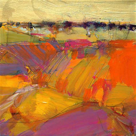painting now robert burridge studio landscapes