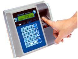 Mesin Absensi Jempol efisiensi anggaran proyek finger print masih memungkinkan tribunnews