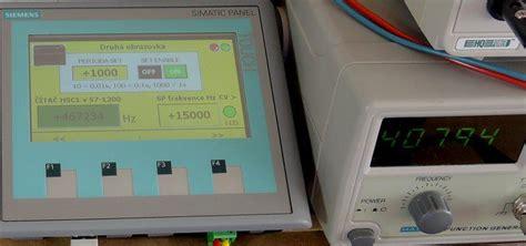 Plc Siemens S7 1200 Cpu1217c plc s7 1200 a vysokorychlostn 237 芻 237 ta芻 hsc automatizace hw cz