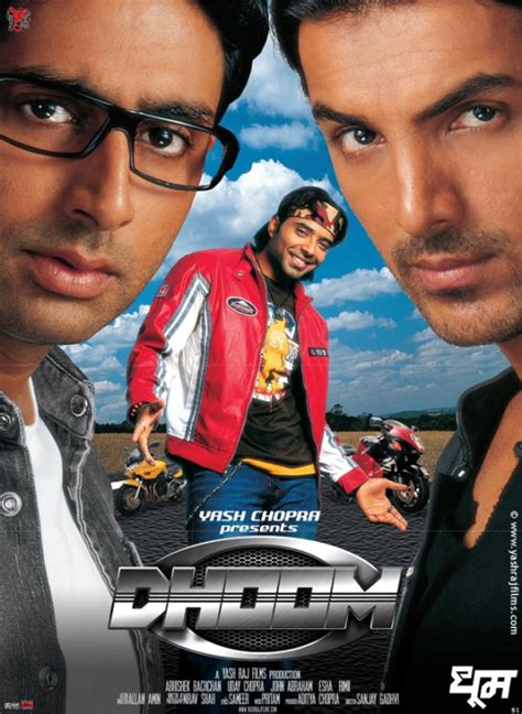 film india dhoom evolution of dhoom from brawn to brain indiatimes com