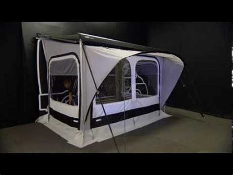 thule quickfit awning rv awning tents thule quickfit modularity youtube