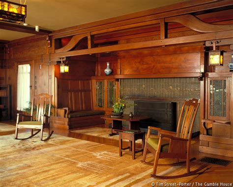 gallery of ad classics gamble house greene greene 16