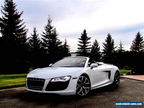 audi r8 2011 for sale 2011 audi r8 for sale in canada