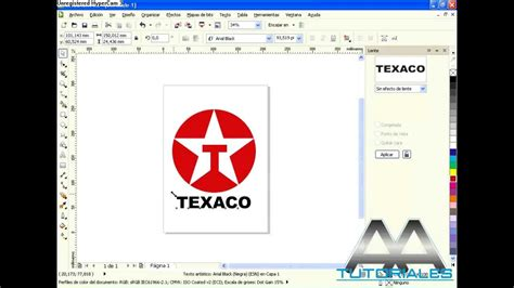 corel draw x5 youtube corel draw x5 logo texaco hd youtube
