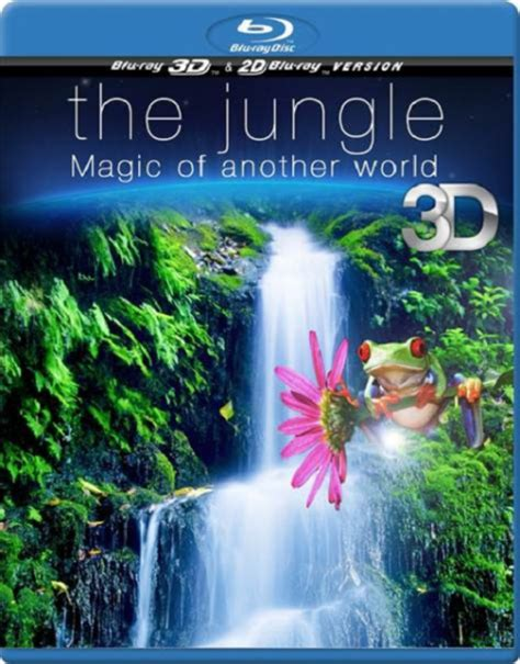 the jungle magic of another world 3d includes 2d version