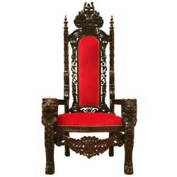 wood furniture king throne chairs