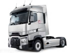 Renault Lorries Camion Gamme T Longue Distance Renault Trucks Renault
