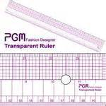 fairgate 12 quot vary form curve 805d pgmdressform com pattern fitting tools rulers