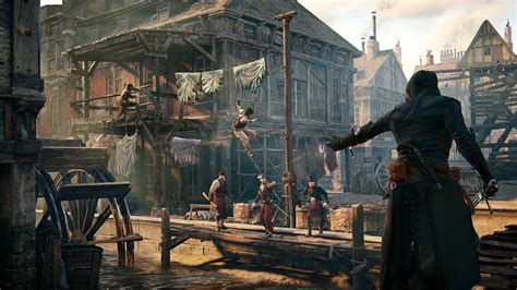 Ps3 Assassins Creed Ii Reg 3 Used Murah assassin s creed unity geforce