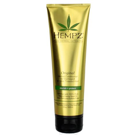 shoo and conditioner for color treated hair hempz original herbal conditioner for damaged color