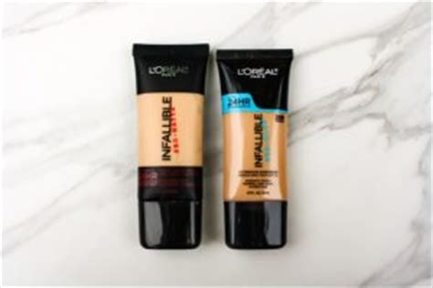 Loreal Infallible Pro Glow 205 3gram l oreal infallible pro glow foundation does it work for