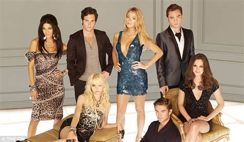 Gossip Finally Makes It To Uk Television Was It Worth The Wait by Chace Never Wants To See Gossip Co