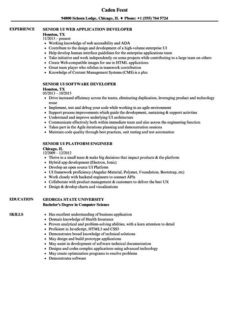 Open Source Resume Builder Fantastic Open Source Resume Builder Gallery