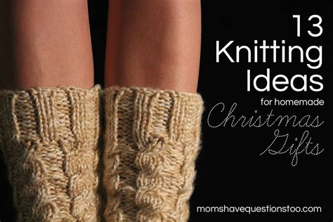 christmas knitting moms have questions too