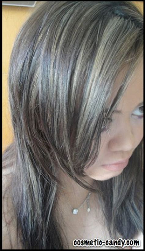 ash gray highlights on brown hair white ash brown hair with highlights