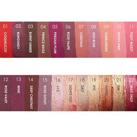 Lipstik Focallure focallure waterproof batom matte liquid lipstick smooth lip stick lasting lip gloss
