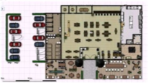 Floor Plan Restaurant restaurant floor plans with dimensions youtube