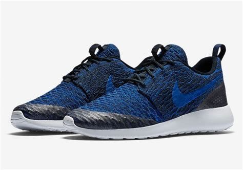 Nike Roshe One Royal Ori nike flyknit roshe one royal sneaker bar detroit
