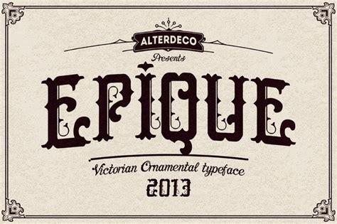 Kaos Distro Bandana sribu 20 vintage fonts yang harus anda miliki