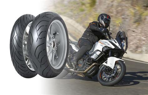 Motorrad Sport Touring Reifen dunlop freigaben f 252 r den neuen sporttouring reifen