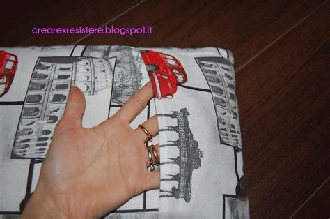 come fare una federa per cuscino creare per r esistere tutorial cuscini senza zip