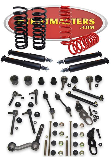 Kit Car Shocks And Springs 1991 1994 Lincoln Town Car Rear Air Suspension Conversion