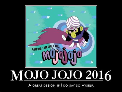 mojo jojo 2016 by ultrajohn567 on deviantart