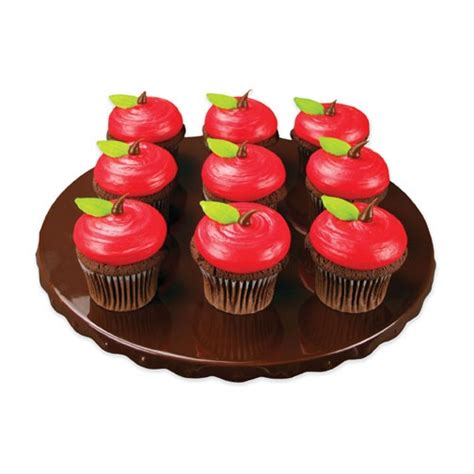lucks food decorating company cake decorations and cake decorating ideas cakes pinterest red apple cupcakes lucks food decorating company cake