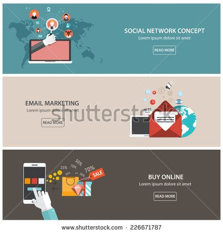 Social Network Email Search Buy Stock Vectors Vector Clip
