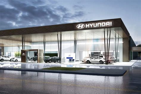 dealership hyundai hyundai reving dealerships worldwide insider car news